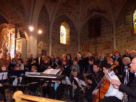 Concert, Choeur de Figeac et l'Orchestre Camérata