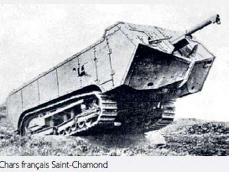 """Conférence : """"1918, l'Année des Chars d'Assaut"""""""