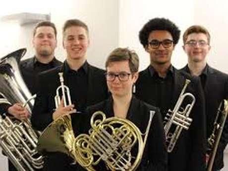Concert Connaught Brass- Royal Academy de Musique de Londres