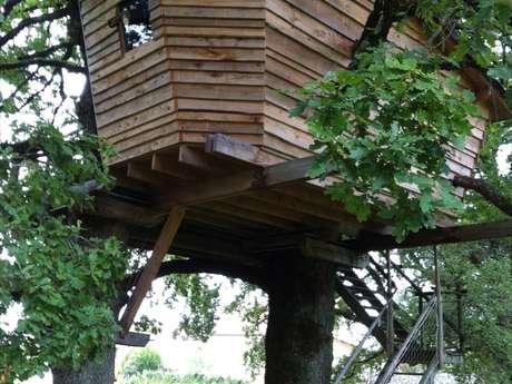 La Cabane dans les chênes