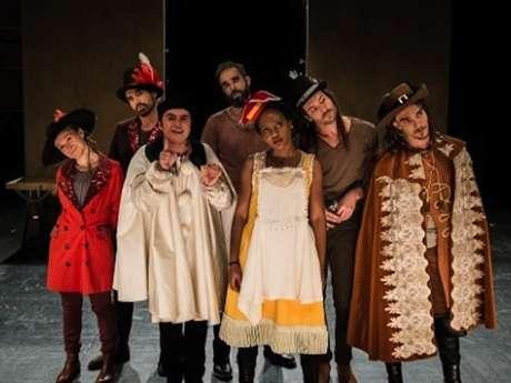 "Festival de Théâtre de Figeac ""Cyrano"""