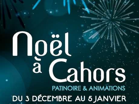 Noël à Cahors : Lancement des Illuminations