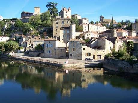 Ludo-visite de Puy-l'Evêque