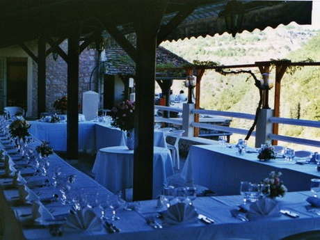 Restaurant La Terrasse Sainte Marie