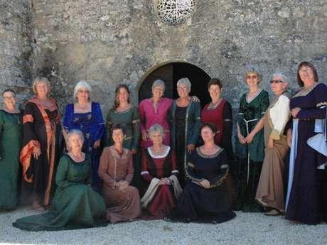 """4ème Festival """"Polyphonies en Bouriane"""" : Ensemble Vocal Gaïa"""