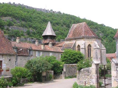 Visite Guidée du Prieuré d'Espagnac-Sainte-Eulalie