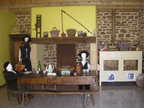 La Ferme de Brossard - Ecomusée de la Châtaigne et de la Vannerie