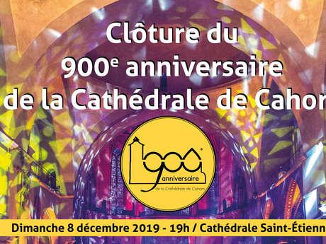 Clôture du 900ème Anniversaire de la Cathédrale