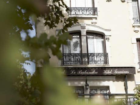 Hôtel Restaurant Le Terminus