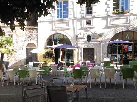 Restaurant Salon de Thé/Tarterie Mets Saisons