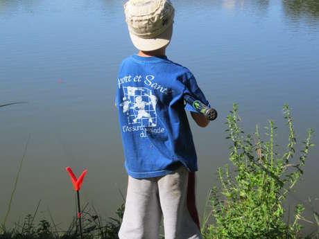 Atelier Pêche Enfant (6/12 ans)