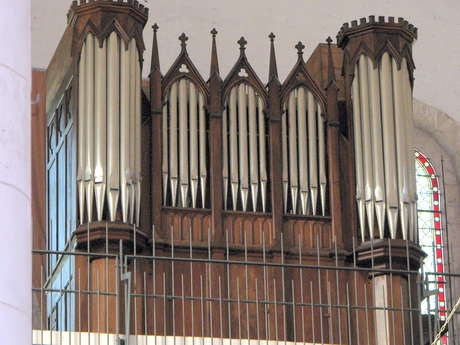 Concert Organetto et Chants