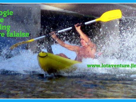 Lot Aventure - Base Multi Activités - Canoë-kayak