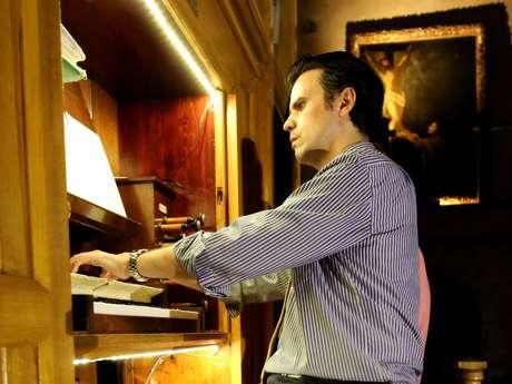 Concert d'Orgue Giorgio Revelli