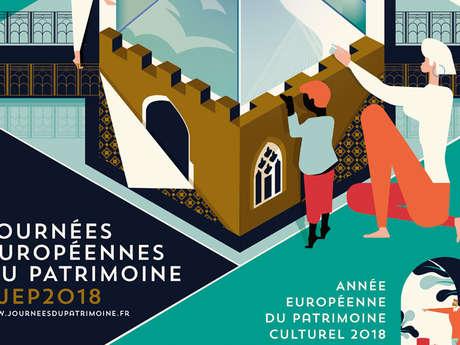 Journées Européennes de Patrimoine 2018 : Ouverture des Eglises à Arcambal