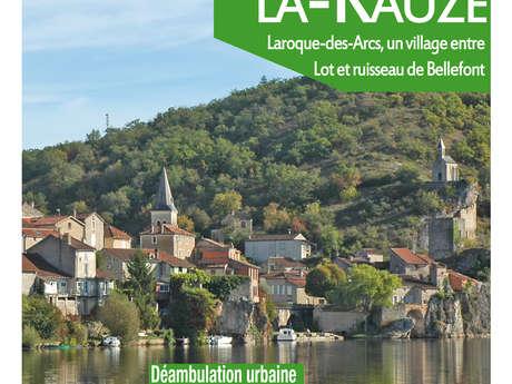 Journées Nationales de l'Architecture : Laroque-des-Arcs, Parcours dans le Village