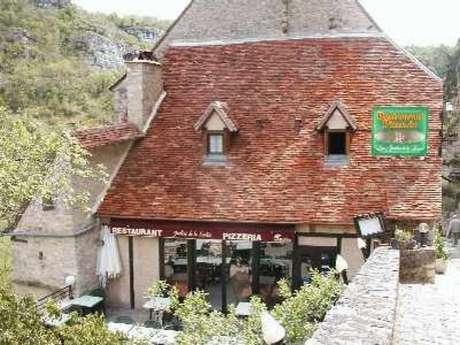 Restaurant Les Jardins de la Louve
