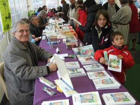 Journée du Livre et des Auteurs Régionaux