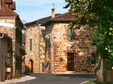 Visite Guidée de Lentillac-Saint-Blaise