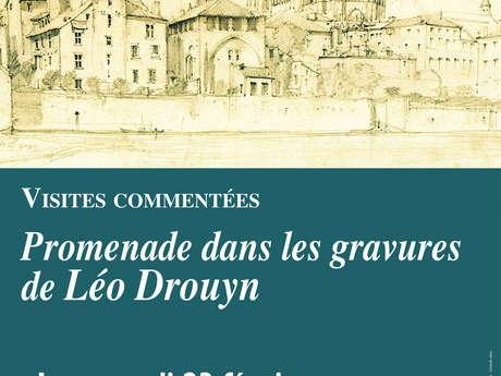Visite Guidée : Promenade dans les Gravures de Léo Drouyn
