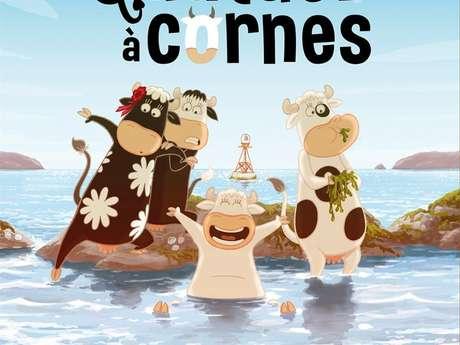"""Ciné-Goûter des Vacances d'Automne : """"Le Quatuor à Cornes"""""""