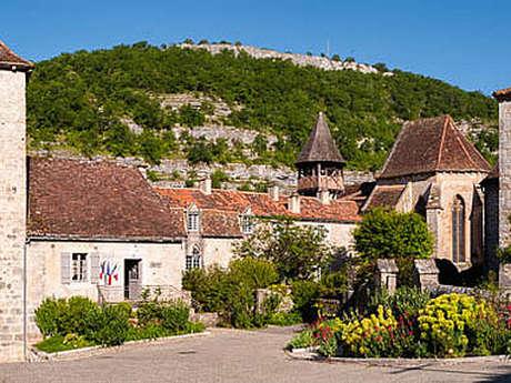 Journée du Patrimoine : Randonnée Visite sur le GR6 de Boussac à Sainte-Eulalie
