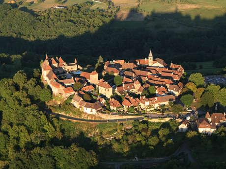 Dans la Vallée de la Dordogne - 5 jours à cheval