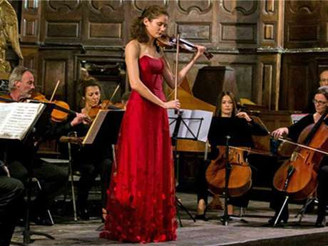 Concert de l'Orchestre de Chambre d'Ariège