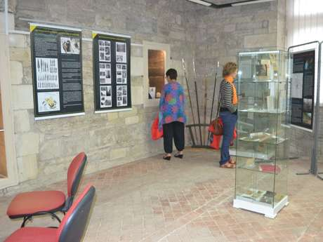 Journées du Patrimoine:Visite du Musée Gallo-Romain d'Uxellodunum