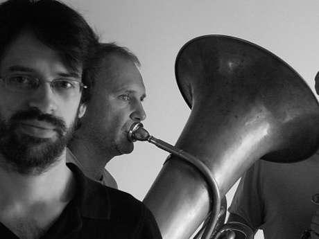 Nomades par Funambule Trio & Alaoua Idir