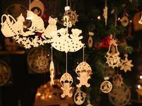 Marché de Noël à Bretenoux