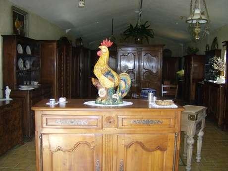 Salon des Antiquaires -Brocante à Souillac