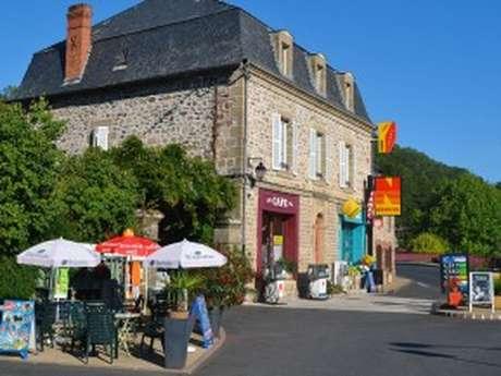 Epicerie-Bar de Lanteuil