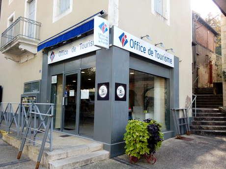 Office de Tourisme Lot-Vignoble - Bureau d'Information Touristique de Luzech