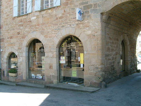 Office de Tourisme du Grand Figeac - Bureau d'information de Lacapelle Marival