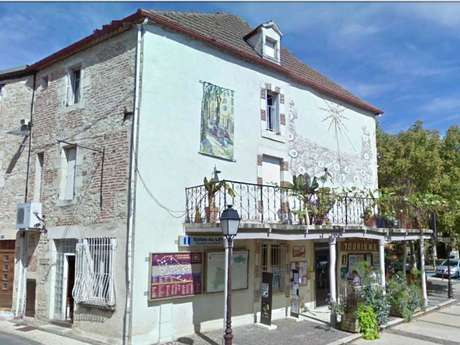 Office de Tourisme Lot-Vignoble Bureau d'information de Prayssac