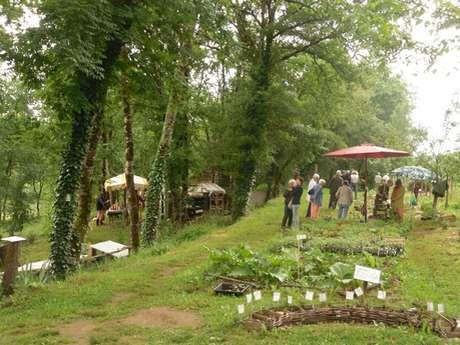 Balade Gourmande au Jardin Bourian