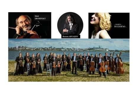 """Concert """"Classicofrenzy"""" par l'Orchestre de Chambre de Kazan La Primavera"""