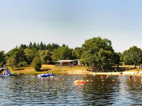 L'étang des Bruyères