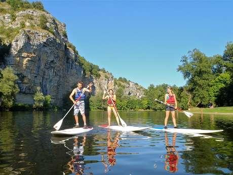 Compagnie Sports Nature - Port Loisirs - Base de Gluges