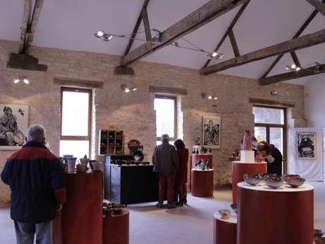 L'Oulerie - Centre d'Art Potier Association Les Potiers D'Uzech les Oules