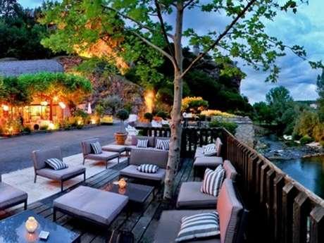 Restaurant Le Pont de l'Ouysse
