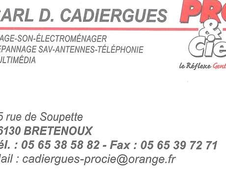 Pro & Cie - Ets Cadiergues