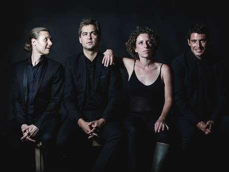Concert du Quatuor Anches Hantées à l'Arsénic