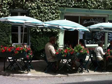 Restaurant Marie Colline, La Suite...
