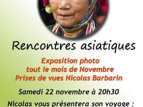 Expo Photos : Rencontres Asiatiques