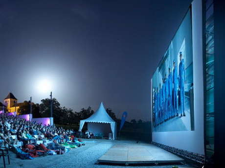 Ciné Belle Etoile  : Venise n'est pas en Italie