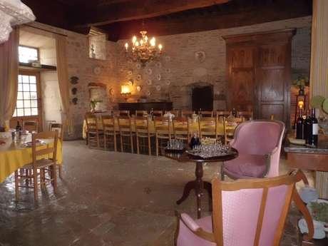Ferme Auberge Du Château de Couanac