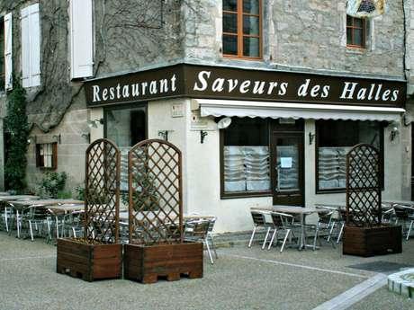 """Restaurant """"Saveurs des Halles"""""""