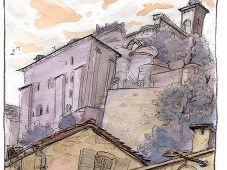 Pays d'Art et d'Histoire : Les Arts en Balade - Visite Croquée